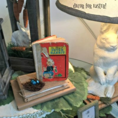 The Bunnies are out!  My Easter Favorites Forecast…
